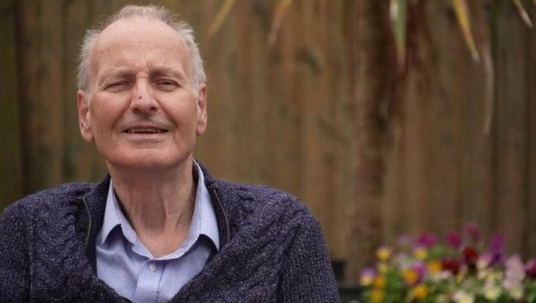 Smith perdió más de 60 kilos a causa de la enfermedad. BBC