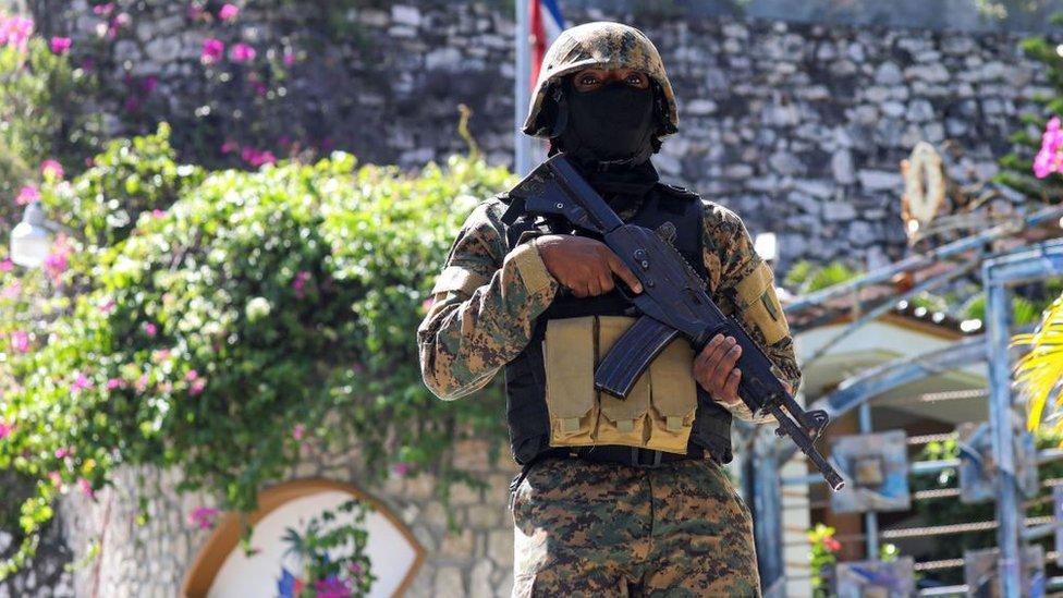 Jovenel Moïse: detienen a un médico al que las autoridades haitianas consideran un sospechoso clave en el asesinato de su presidente