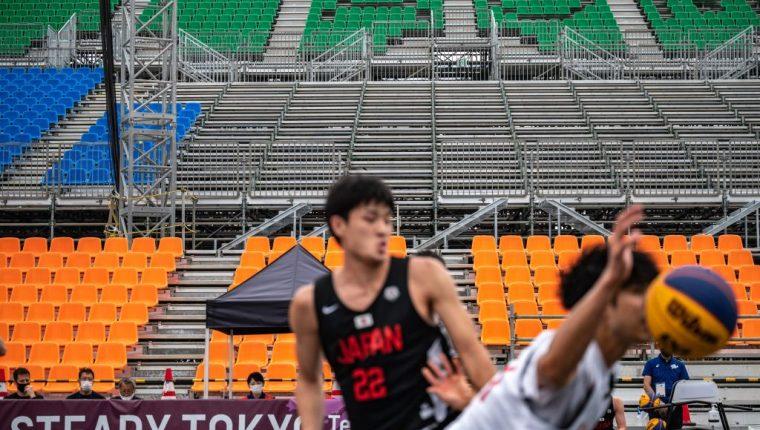 El gobierno japonés decidió que no habrá público presente en las tribunas de los escenarios deportivos de Tokio 2020. Getty Images