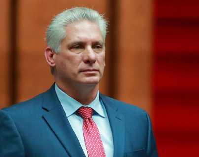 """Protestas en Cuba: el presidente Díaz-Canel asegura que las protestas buscan """"fracturar la unidad"""" del pueblo cubano"""