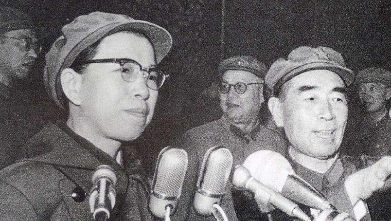 La cuarta y última esposa de Mao, Jiang Qing, jugó un papel clave en la Revolución Cultural de 1966-76, que dejó profundas heridas en China.