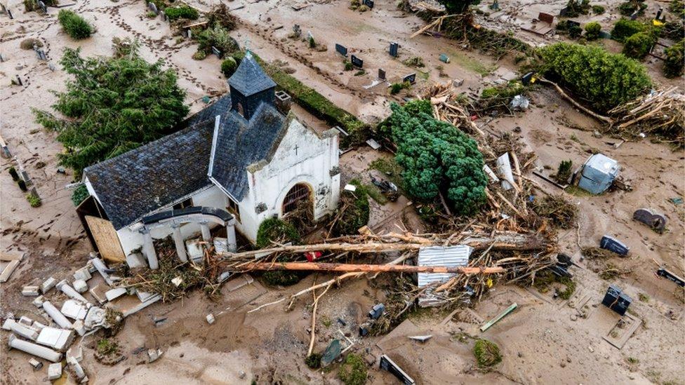 Inundaciones en Europa: por qué la ciencia aún no puede pronosticar inundaciones extremas como las de Alemania y Bélgica