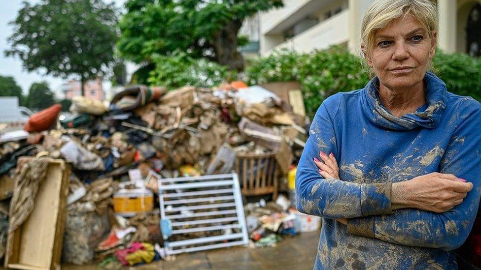 Inundaciones en Europa: continúa la búsqueda de sobrevivientes tras las letales inundaciones con cientos de desaparecidos