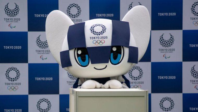 Maraitowa fue presentado hace tres años como la mascota oficial de las olimpiadas de Tokio. (GETTY IMAGES)