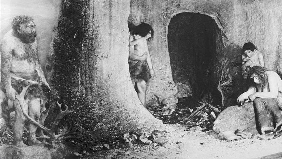 """Qué se sabe de la """"vida secreta"""" de los niños neandertales"""
