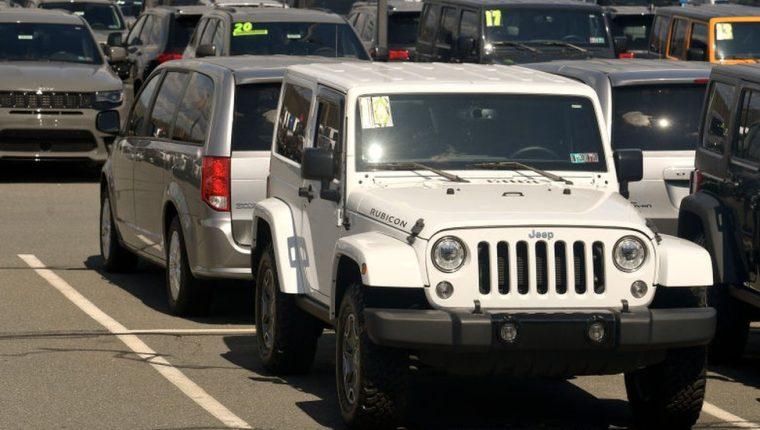 El precio de los autos usados creció 45,2% en el último año en Estados Unidos. (GETTY IMAGES)
