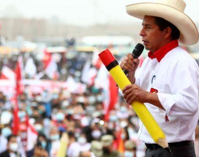 Pedro Castillo. GETTY IMAGES