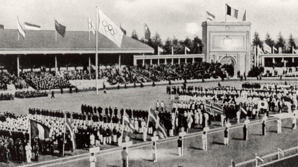 Amberes 1920: cómo fueron (y qué consecuencias tuvieron) los Olímpicos que siguieron a la gripe española y la Primera Guerra