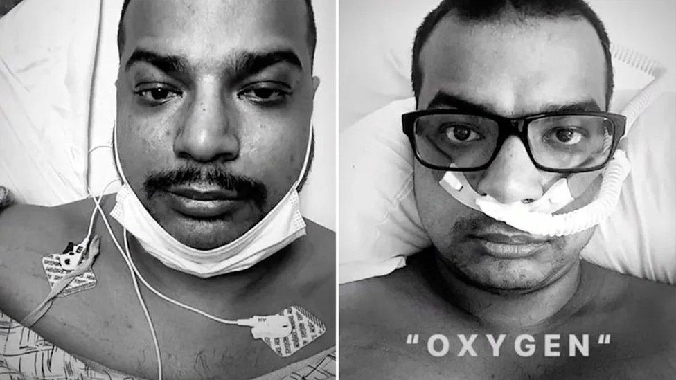Covid-19: muere en Los Ángeles un hombre que se burló de las vacunas en redes sociales