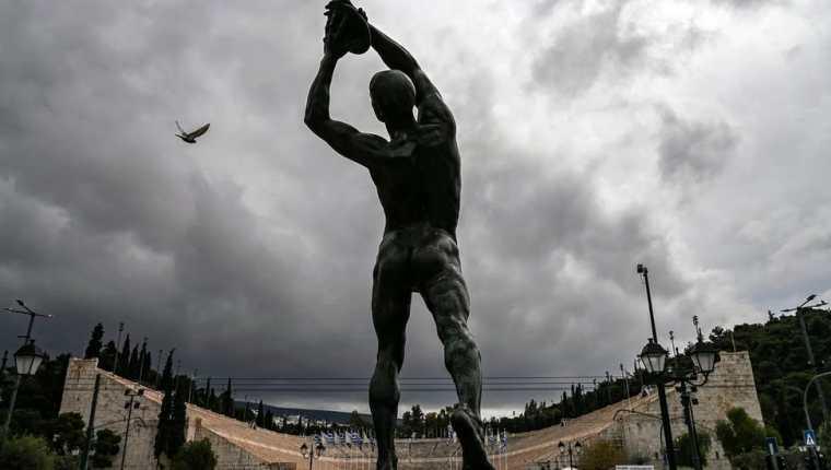 La competencia desnuda fue muy popular en la Antigua Grecia, vista como un tributo a los dioses