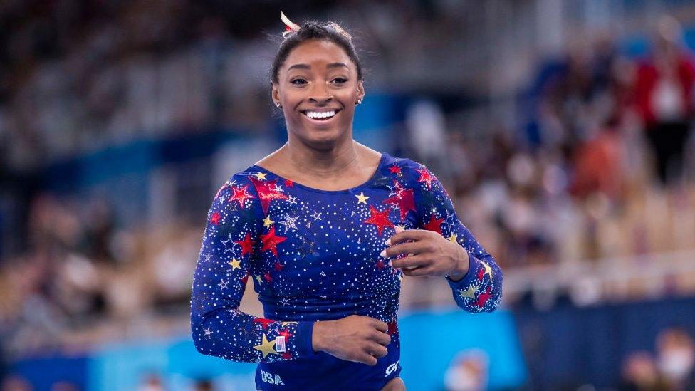 Olímpicos de Tokio: Simone Biles, la gimnasta olímpica que superó una dura infancia