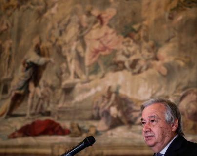 Secretario General de la ONU está preocupado por creciente número de fiscales que han tenido que abandonar Guatemala