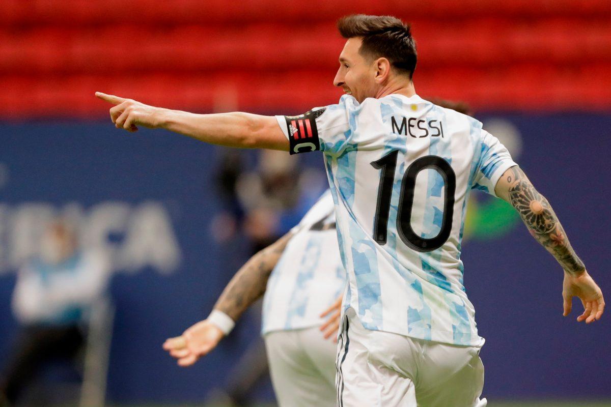 El bullying de Messi a Yerry Mina que ilusiona a los argentinos con ganar la Copa América