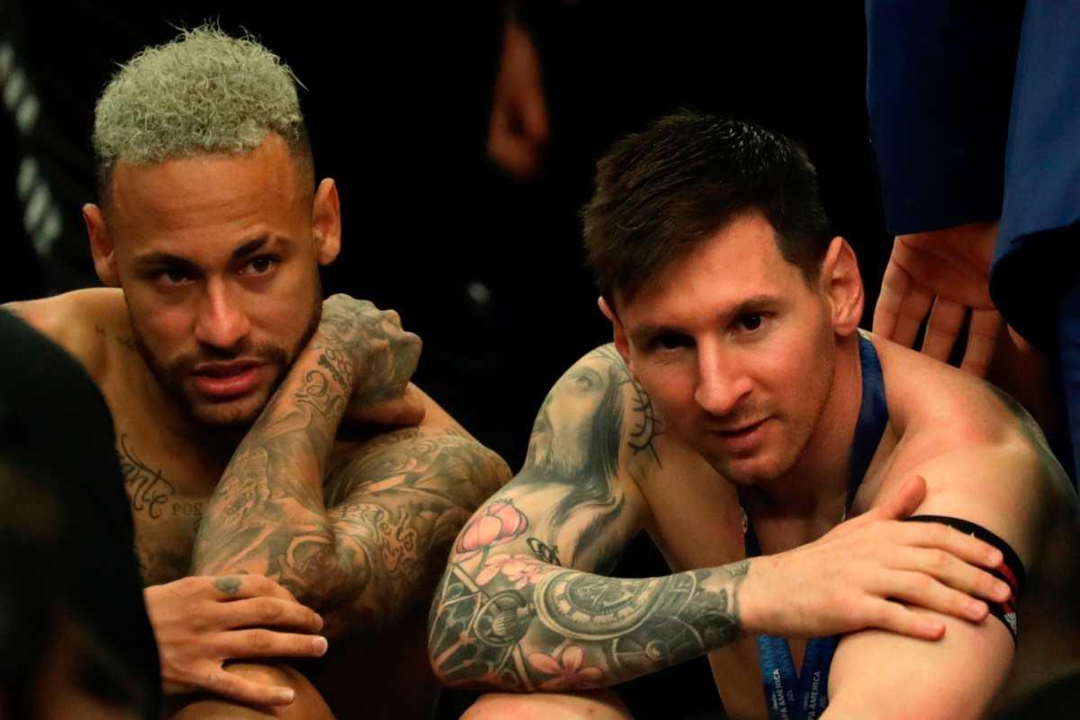 """Neymar da la bienvenida a Leo Messi al PSG: """"Juntos de nuevo"""", escribe en Instagram"""