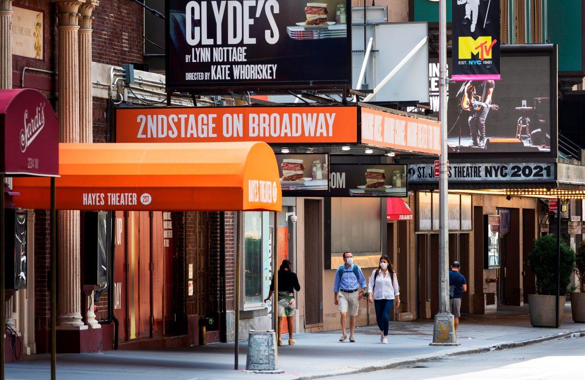 Nueva York exigirá certificado de vacunación para ingresar a restaurantes, salas de espectáculo y gimnasios