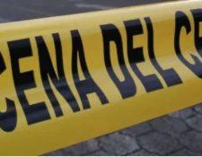 El crimen contra dos extranjeros se registró en Mixco. Imagen ilustrativa. (Foto Prensa Libre: Hemeroteca PL)