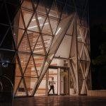 Un edificio en una dirección adjudicada a NSO Group en Herzliya, Israel, el 19 de julio de 2021. (Amit Elkayam/The New York Times)