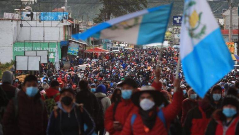 Opuestos: Cómo usar la fuerza en la disolución de las manifestaciones