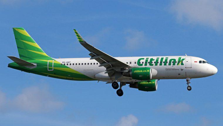 Esta peculiar situación se dio en un vuelo de la aerolínea Citilink. (Foto Prensa Libre: Creative Commons)