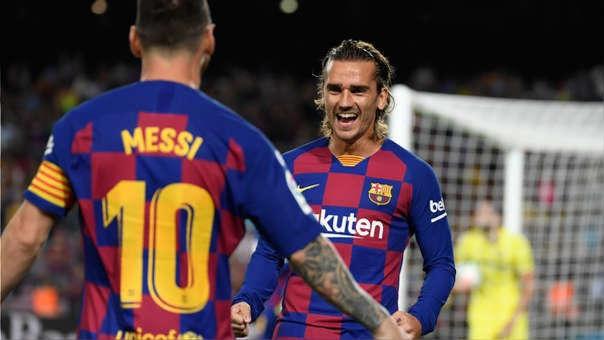 El futuro de Antoine Griezmann en el FC Barcelona depende de Leo Messi