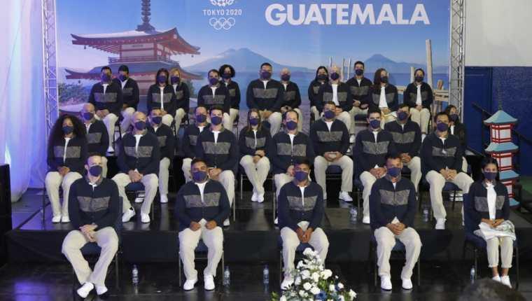Vamos Guate: Esta es la hora y el lugar de competencia de los primeros guatemaltecos en Tokio 2020