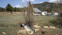 La sequía golpea el suroeste de Estados Unidos y los canales de Nuevo México se secan