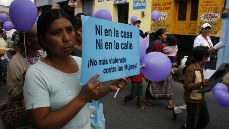 El 70% de las denuncias por violencia contra la mujer sigue sin resolverse