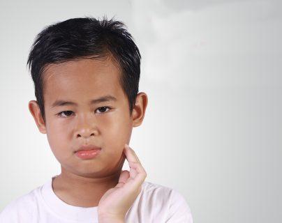 La característica más conocida de las paperas es la hinchazón que produce en las mejillas y alrededor de la mandíbula. (Foto Prensa Libre: Shutterstock)