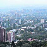 Ciudad de Guatemala, desde una toma panorámica. Foto: Hemeroteca PL