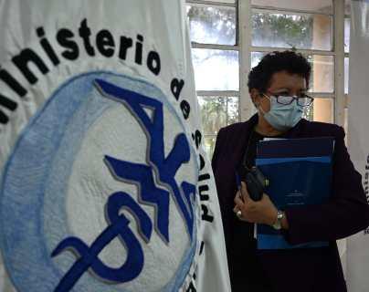 Estas son las denuncias penales contra Amelia Flores que no se desvanecen con su renuncia al Ministerio de Salud