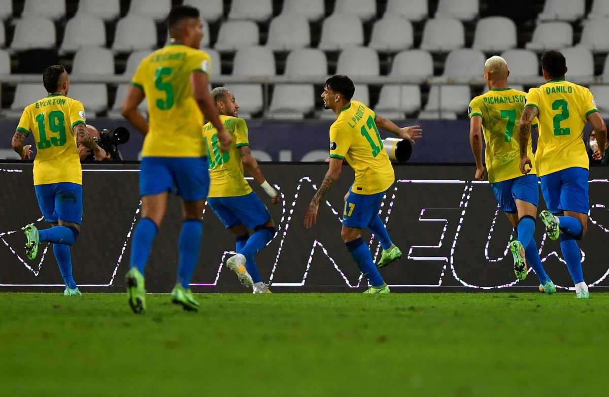 Brasil avanza a la final en el Maracaná y espera por Argentina o Colombia