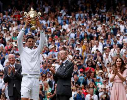 Novak Djokovic gana el Wimbledon e iguala los 20 Grand Slams de Roger Federer y Rafa Nadal