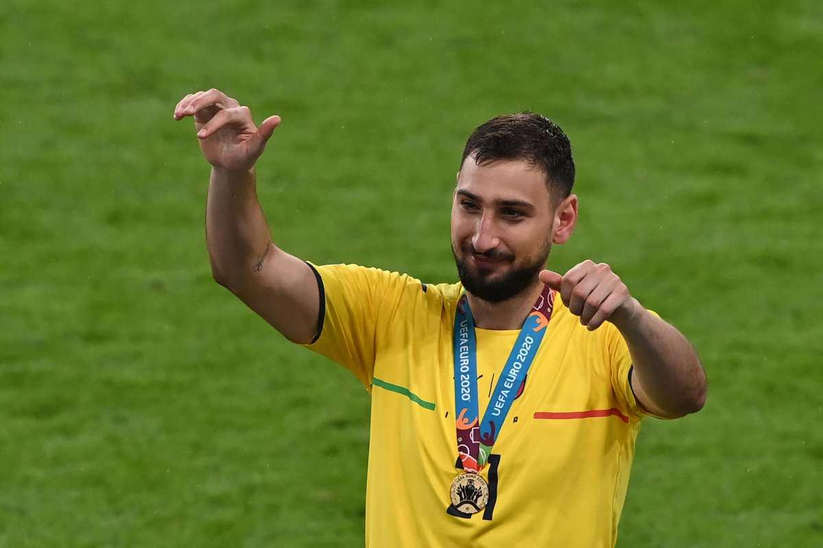 ¡Tiembla Keylor Navas! El PSG ha fichado hasta 2026 al portero de la selección italiana Donnarumma