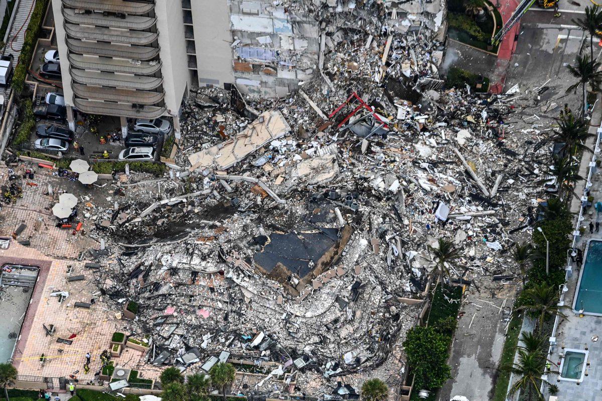 Hallan sin vida a la última persona que seguía desaparecida en el derrumbe de Miami