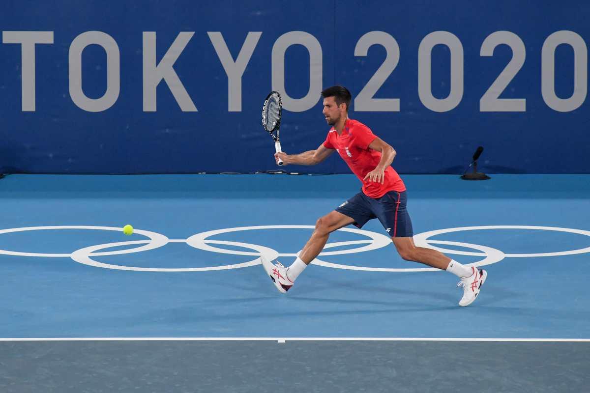 "Novak Djokovic: ""Será extraño un torneo sin Rafa Nadal o Roger Federer"""