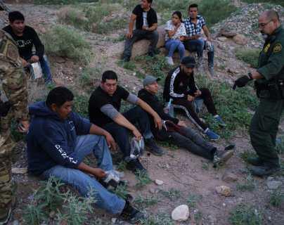 Récord histórico de migrantes capturados en la frontera sur: 107 mil en nueve meses