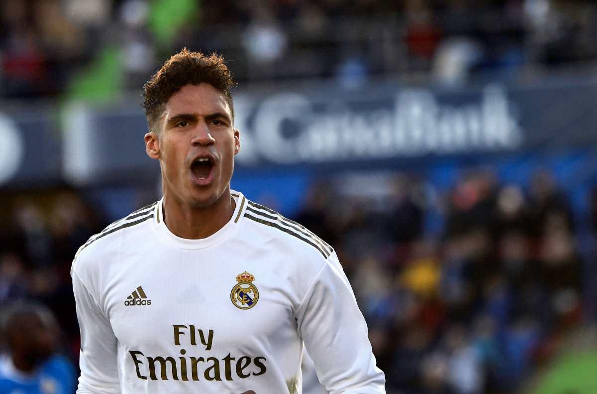 Raphaël Varane deja el Real Madrid y ficha por el Manchester United