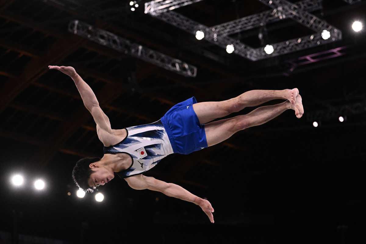 Quién es Daiki Hashimoto, el gimnasta que ganó oro en Tokio 2020 y se convirtió en el campeón olímpico más joven de la historia