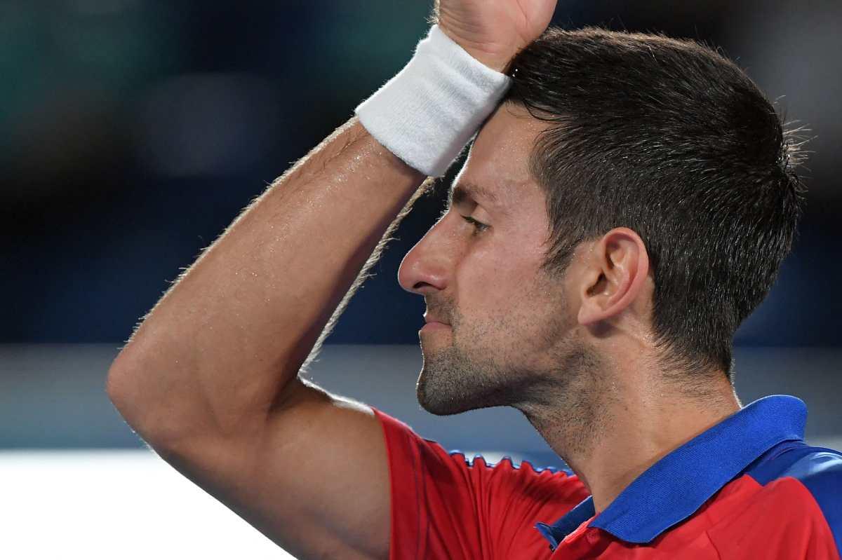 Novak Djokovic cada vez más cerca del Golden Slam en los Juegos Olímpicos de Tokio 2020