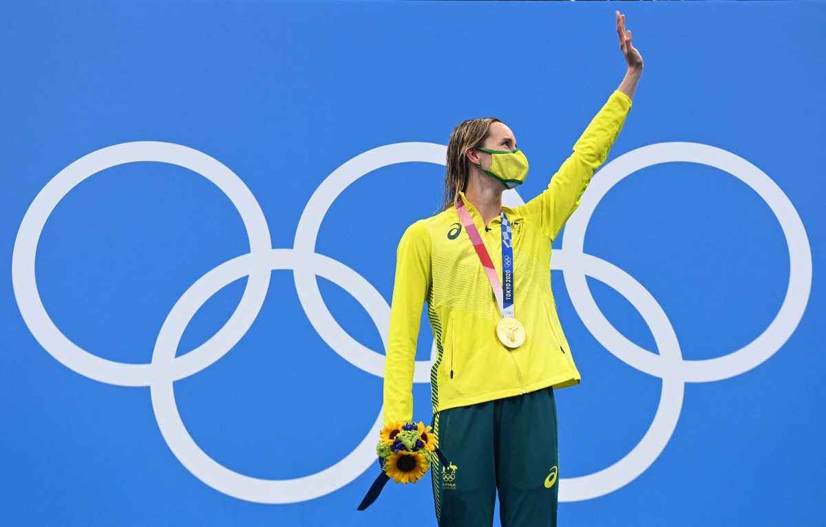 Emma McKeon: La nadadora que cosechó siete medallas en los Juegos Olímpicos de Tokio 2020