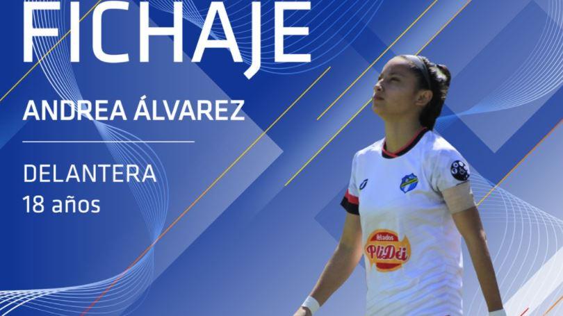 De Cremas Femenino al Zaragoza CFF: La delantera guatemalteca Andrea Álvarez afronta su primer reto en Europa