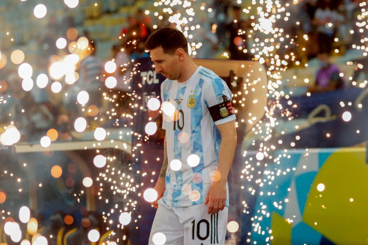 Las estadísticas de la victoria de Argentina, campeón de la Copa América 2021