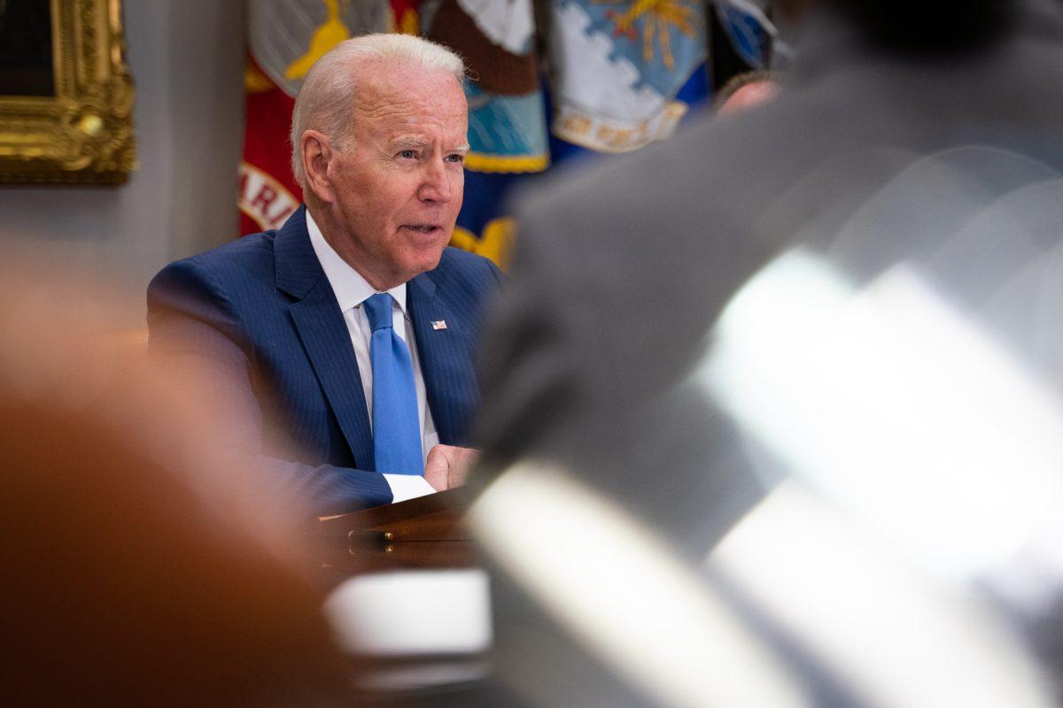 La crisis en América Latina está obligando al gobierno de Joe Biden a enfocarse en la región de manera más enfocada después de años de indiferencia de otras gestiones que le antecedieron. (Sarahbeth Maney/The New York Times)