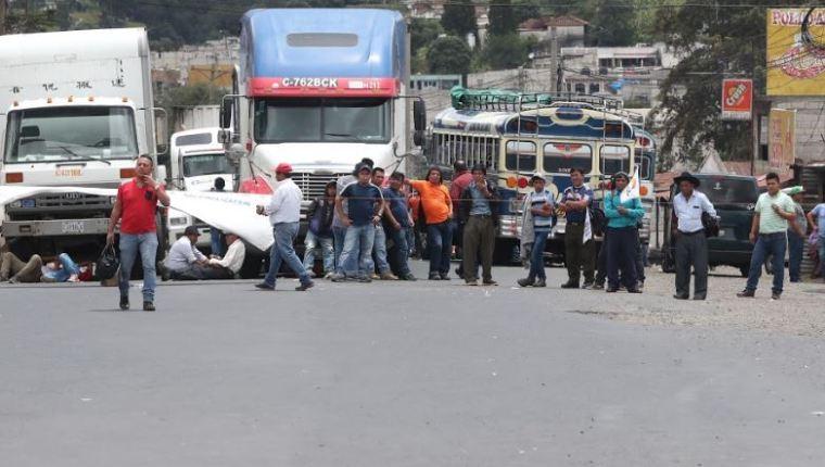 Parlamento Xinca anuncia bloqueos este jueves para manifestar contra el gobierno y rechazar destitución de Sandoval