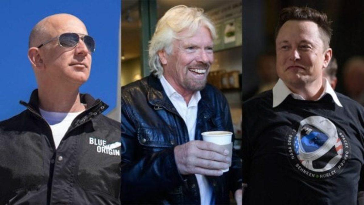 Dejar un planeta en crisis: las críticas a la carrera espacial de los multimillonarios