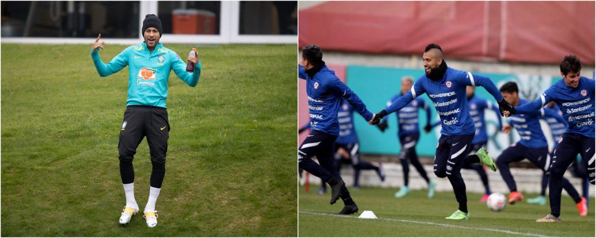 Chile vs. Brasil: los dos últimos campeones miden fuerzas en los cuartos de final de la Copa América