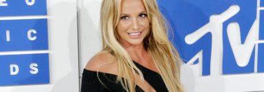 Britney Spears pide a la justicia el fin de la tutela de su padre. (Foto Prensa Libre: EFE)