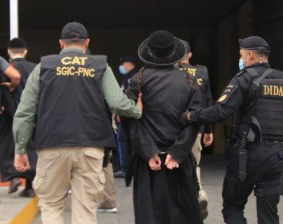 Capturan a extranjeros con fines de extradición hacia EE. UU. señalados de conspiración para secuestrar