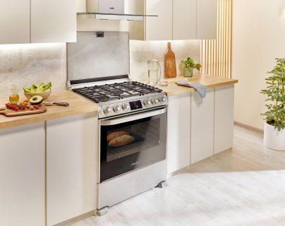 """Los beneficios de una estufa Mabe con tecnología """"Ultimate Cooking"""""""