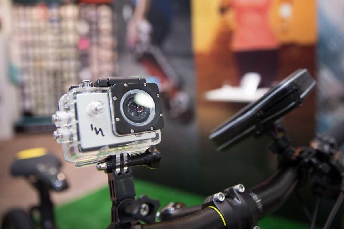 Cómo fotografiar y grabar las salidas en bicicleta